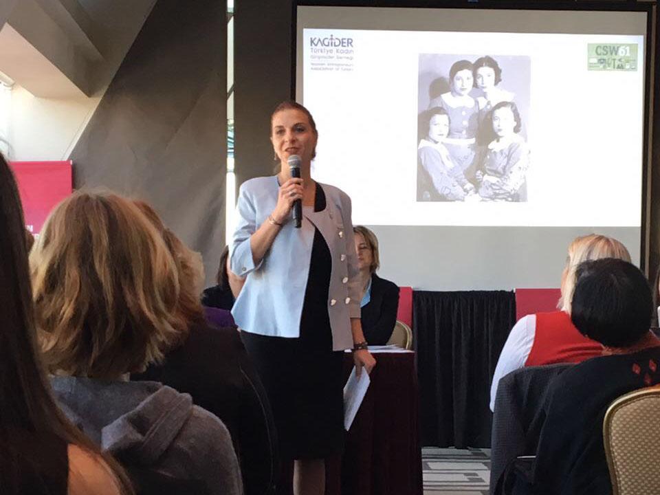 Women's Leadership - Secil Sendag