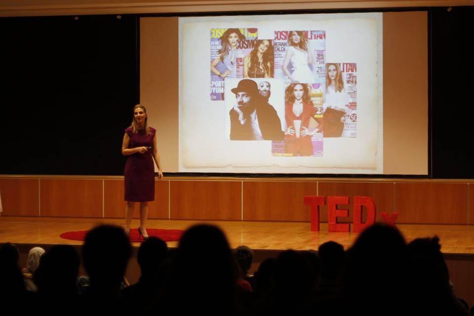 Seçil Şendağ TED Talks
